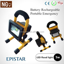 Football pitch led work lamp with 5 hours working time