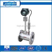 Bajo precio de china fábrica de precisión ajustable ultrasónico medidor de gas