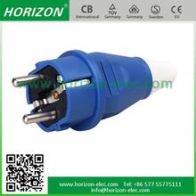Waterproof IP44 IP67 acid alkali resistance 5 pin plug and socket multifucntion durable safe,power protection