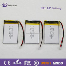 Rechargeable high drain 503759 3.7v 1200mah lipo battery Syma X5 X5C X5SW helicopter battery