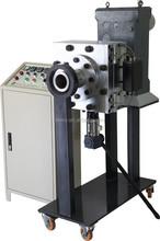NO MESH plastic pellet machine