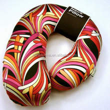 promotion gift travel sleeping neck satin pillowcase for sale