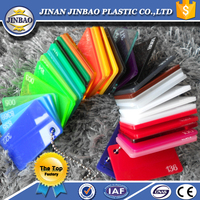4x8 ceiling acrylic plastic sheets for led