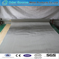 Free sample 304 stainless steel wire mesh / wire cloth