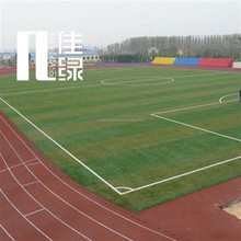 Natural Looking Artificial Grass Yarn for Football Field