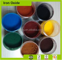 Asphalt Color Coating Iron Oxide Powder Pigment