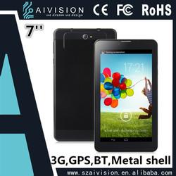 MTK8312 1024X600 cheap sim card tablet pc