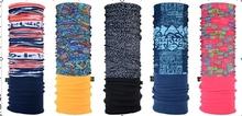 100%Polyester Microfiber Multifunctional Seamless Tube Bandana