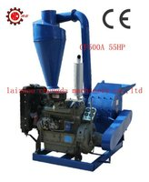 fodder and wood hammer mill assort with pellet machine