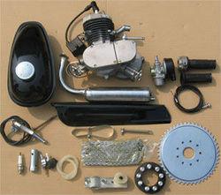 Hot sale engine,2 Stroke 80cc Bike Engine Kit kick starting