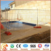 Removable pool fence site privacy public safety temporary fence barricade