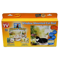 Cat Bed Sunny Seat Window Mounted Cat Bed As Seen on TV
