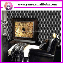 Soft leather bag pattern wallpaper, wall wallpaper