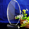 Crystal trophies and medals china centerpieces for wedding table