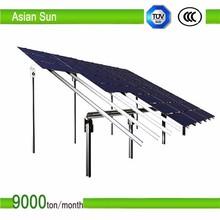 BIPV saving energy solar sation plant