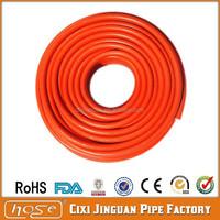 Gas Cooker Hose, PVC Material Gas Cylinder Hoses Stainless Steel Flexible Gas Hose