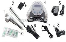 Permanent Makeup Digital Lip/eyebrow Tattoo Machine Controller Intelligent Kit with Two Makeup Eyebrow Tattoo Pens
