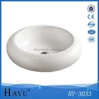 HY-3033 ceramic hotel bathroom sanitary items
