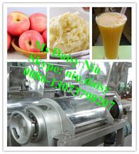 Automatique apple extracteur de jus / extracteur de jus de fruits / pomme jus de machine d'extraction