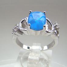 De importación de china de joyería de ópalo opal joyería anillo blanco tamaño 6,7,8,9 dr301403096r-5.33g