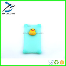 Funny cartoon character cell phone case