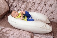 Mommy & Baby Necessity Beanbag Cushion Bed Or Nursing Pillow