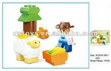 2012 popular plastic block toyQS120520301(NEW ARRIVING)
