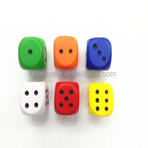10mm Casino Dice Different