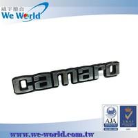 Hot sale good quality custom auto chrome metal car logo badge