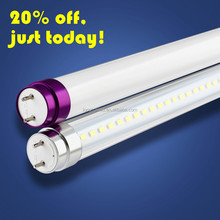 Hot selling led products for house using t8 60cm led tube light 9W 10W with 100lm/w 900lumen 1000 lumen cold white led tubes