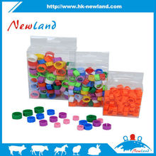 NL621 hot sales colorful poutry chicken leg bands
