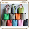 Guangzhou Lichee Pattern Leather Lock Picotin Bag Handbag Bucket Bag for women