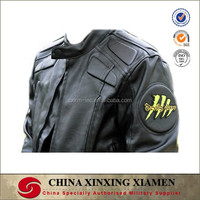 Professional racing jacket motorcycle jacket motorcycle 5 sets of protective Men PU leather jacket