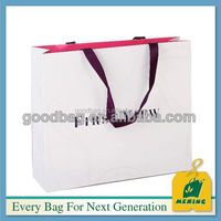 wholesale brown kraft candy paper bags with twisted handle