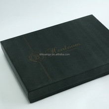 black matte lamination shirt boxes for wholesale