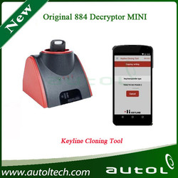 High Quality 884 Decryptor Mini Auto Key Programmer Version supports (Asia,Europe,America) cars