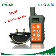 VS-196R dogs training device shock collar pet training collar Shock Vibrative Trainer Bark Collar