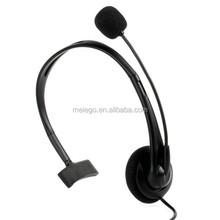 China market of electronic 2015 USB hot selling single earmuff headphones