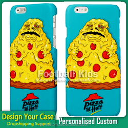 Pizza The Hutt Customized photo printed for cell phone/mobile phone case for iPhone6 6s 6plus s3 s s5 s6 s6edge