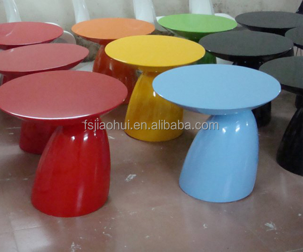 Colorful Eero Aanio Parabel Coffee Table