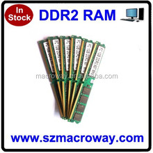 best price cheap wholesale motherboard 800mhz ddr2 2gb ram