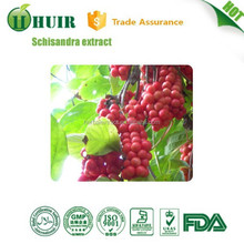 Hot sample Relieve hypertension herbal extract Schisandra chinensis Extract 100% Schisandra extract