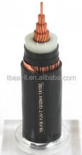 N2XSY type 1X35mm2 Copper Underground cable 11.6/20kV