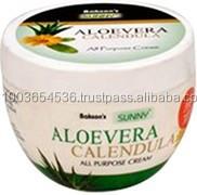 Bakson's Sunny Aloevera Calendula Cream - 250g