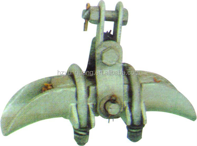 Suspension Cable Clamp Utility Pole Line Hardware Fitting ...