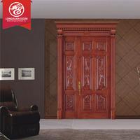 lowes exterior wood door Indian double design teak wood door