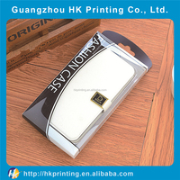 clear custom plastic packaging box for phone case for iphone 6