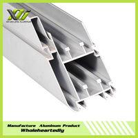 Aluminium profile to make doors and windows,Aluminium door and window profile factory