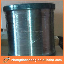 410 stainless steel wire price/high quality 0.13mm scourer wire