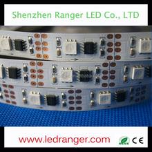 aldo Full Colors LED Strip 4096 Gray Grade,5v TLS3001 48LEDs 48 Pixel per meter